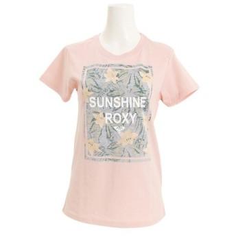ロキシー(ROXY) SUN SHINE FLOWER Tシャツ 18SPRST181607YPNK (Lady's)