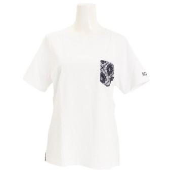 ロキシー(ROXY) POCKET Tシャツ 18SPRST181601YWHT (Lady's)