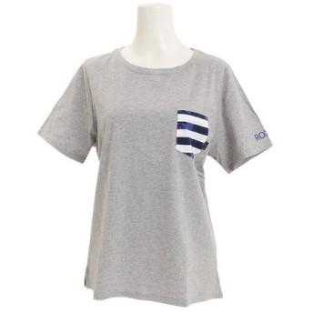 ロキシー(ROXY) POCKET Tシャツ 18SPRST181601YGRY (Lady's)