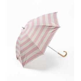 【SALE(伊勢丹)】 晴雨兼用長傘(12823538-38) ベージュ 【三越・伊勢丹/公式】