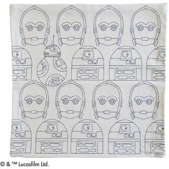 スターウォーズ「ドロイドステッチ」 クッションカバー 2535016900