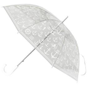 スパイス ハッピークリアアンブレラ マリン HHLG7020 (透明ビニール傘)