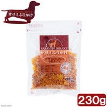 ササミふりかけ 犬用 ササミとおいも 小粒タイプ 国産 230g 九州ペットフード