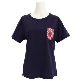 ロキシー(ROXY) POCKET Tシャツ 18SPRST181601YNVY (Lady's)