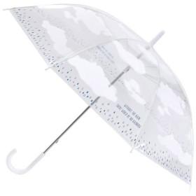 スパイス ハッピークリアアンブレラ クラウド HHLG5040 (透明ビニール傘)