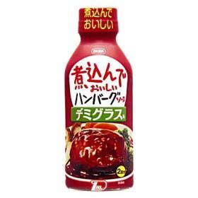 煮込んでおいしいハンバーグソース デミグラス味 日本食研 340g