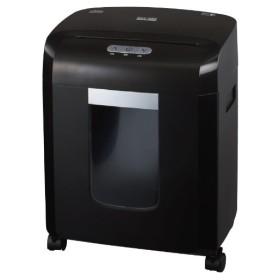 マイクロカットシュレッダー「パーソナルシュレッダ506(A4サイズ)」 NSE-506BK
