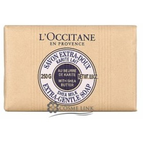 ロクシタン LOCCITANE シアソープ ミルク 250g 海外仕様パッケージ