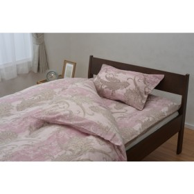 京都西川 CM-D-SL 布団カバー3点セット ピンク セット寝具