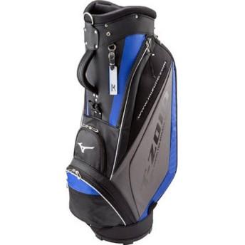 キャディバッグ T-ZOID(9.5型/ブラック×ブルー) 5LJC1793000922