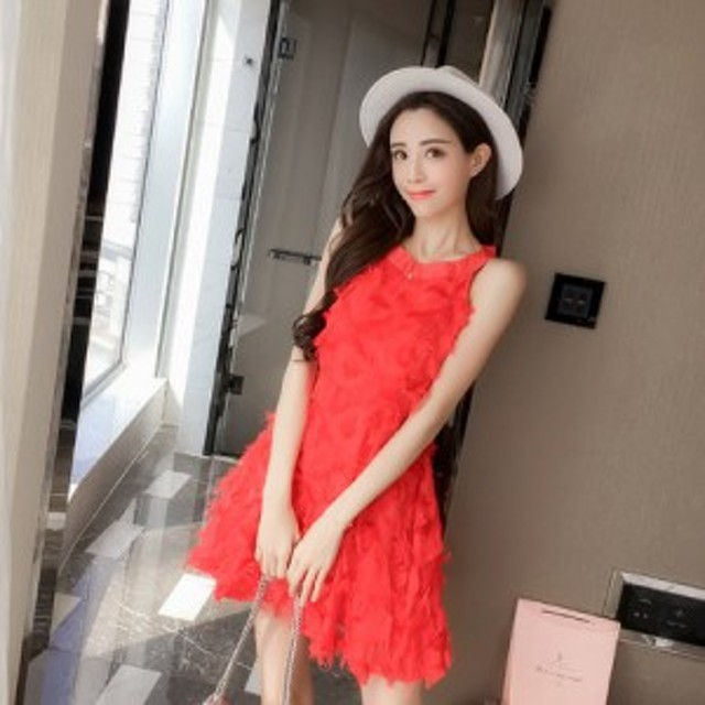 パーティー ドレス フリル 結婚式 韓国 20代 30代 40代 大きいサイズ 二次会 フォーマル 披露宴 お呼ばれ セットアップ