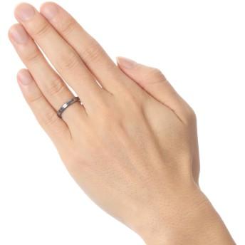 リング・指輪 - THE KISS 【ディズニーコレクション】 ディズニー / ペアリング / ミッキーマウス / THE KISS リング・指輪 シルバーダイヤモンド(メンズ 単品) DI-SR710BKD ザキス