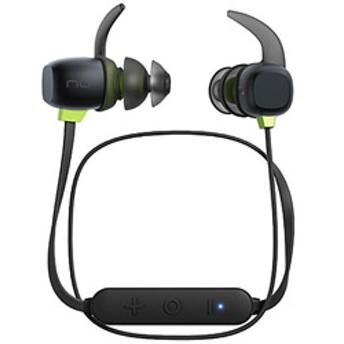 ブルートゥースイヤホン カナル型 BE Sport4 APBESPORTHBK ブルーグレー [防滴&ネックバンド /Bluetooth]
