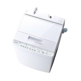 東芝 AW-8D7 グランホワイト ZABOON [簡易乾燥機能付洗濯機(8.0kg)]