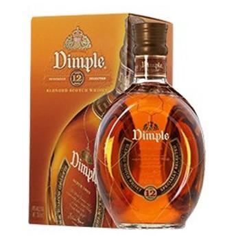 ウイスキー ディンプル 12年 40度 箱付 700ml スコッチ 洋酒 whisky