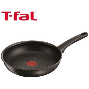 T-fal(ティファール)IHハードチタニウム・プラス フライパン 26cm IH対応 C63005