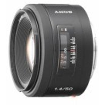 納期約7~10日 お一人様1台限り SAL50F14 SONY ソニー デジタル一眼レフカメラ用レンズ SAL50F14