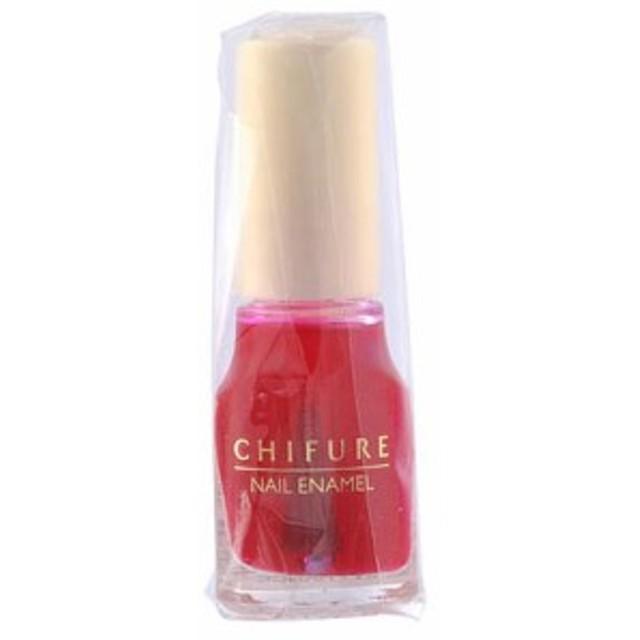 納期約1~2週間 CHIFURE ちふれ ネイル エナメル 115 透明ピンク