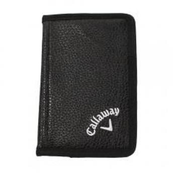 キャロウェイ(CALLAWAY) パークゴルフ CPG1 カードケース BLK(Men's、Lady's、Jr)