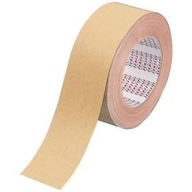 積水化学工業 布テープ No.600 0.31mm厚 幅50mm×長さ25m巻 茶 1巻