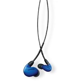 bluetooth イヤホン カナル型 ブルー SE846BLU+BT1A [リモコン・マイク対応 /ワイヤレス(左右コード) /Bluetooth]