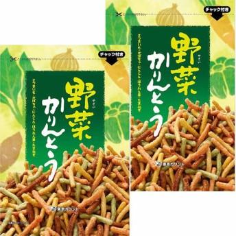 東京カリント 野菜かりんとう 115G 1セット(2袋入)