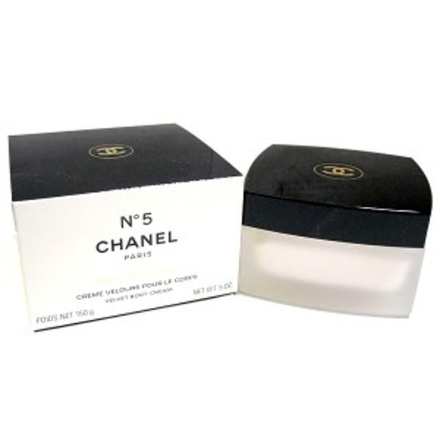 purchase cheap 01010 e3bcb 送料無料】CHANEL シャネル No.5 ヴェルヴェット ボディクリーム ...