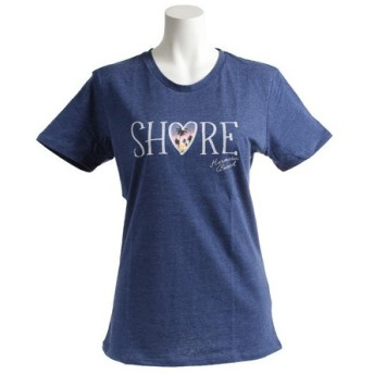 スウィベル(Swivel) HERMOSA スリムTシャツ 870SW8CD2119 NVY (Lady's)