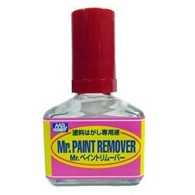 GSIクレオス 【塗料】 塗装剥がし専用液 Mr.ペイントリムーバー (T114)