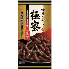 東京カリント 蜂蜜かりんとう極蜜 黒蜂 1袋