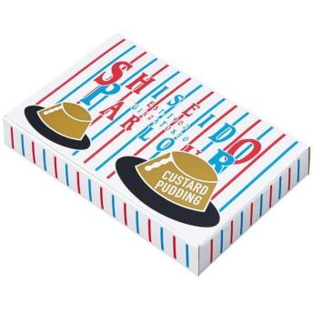 資生堂パーラー カスタードプリン 1箱(6個入)