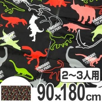 レジャーシート 恐竜 L 2~3人用 ( ピクニックシート 遠足 ピクニック ピクニック 運動会 小さめ コンパクト )