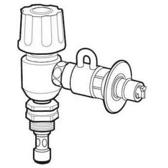 パナソニック 食器洗い乾燥機用 分岐水栓 CB-EJ7《返品・交換不可》 《納期約1−2週間》