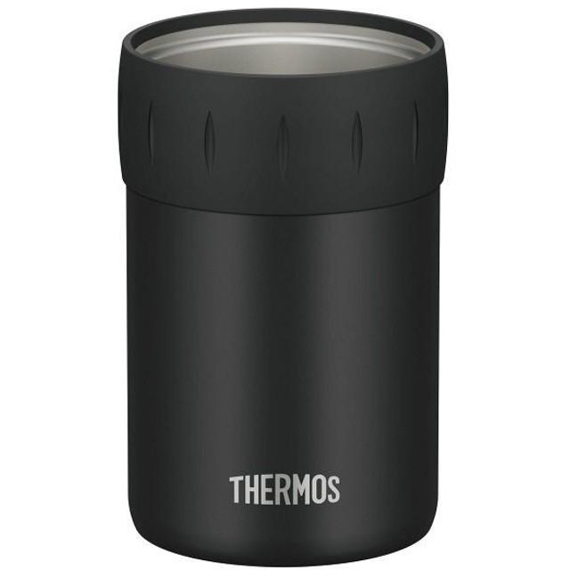 サーモス(THERMOS) 保冷缶ホルダー 350ml缶用 ブラック JCB-352 BK 1個
