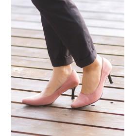 パンプス - Outletshoes 伝説の408シリーズ!ポインテッドトゥ ミドルヒールパンプス 痛くない 靴 エナメル 赤 小さいサイズ 大きいサイズ オフィス 走れるパンプス ポインテッド 卒業式 入学式 シューズ 靴 シンプル ベーシック