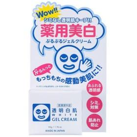 透明白肌 薬用ホワイトジェルクリーム 50g 石澤研究所