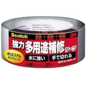 スリーエム ジャパン 強力多用途補修テープ 48mmx27m DUCT-27