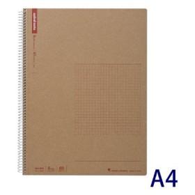 マルマン スパイラルノート 方眼罫80枚 A4 N245ES