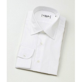 <LA FETE BLEU/ラフェッタブルー> SWドレスシャツ(2373034S01) シロ 【三越・伊勢丹/公式】