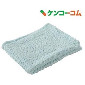 東京西川 くしゅくしゅパイルケット ハーフサイズ グリーン 13090cm RR78350018G ( 1枚入 )/ 東京西川