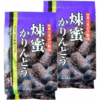 東京カリント 煉蜜かりんとう 180G 1セット(2袋入)