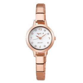 アニエス・ベー (agnes b.) FBSD950 ソーラー 腕時計 レディース マルチェロ Marcello 国内正規品