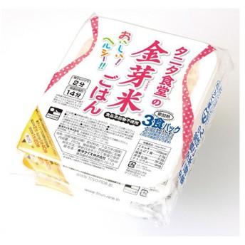 東洋ライス タニタ食堂の金芽米ごはん(国内産) 1パック(160g×3食入)
