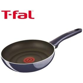 T-fal(ティファール)グランブルー・プレミア フライパン 20cm ガス火専用 D55102