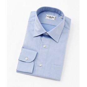 <LA FETE BLEU/ラフェッタブルー> SWドレスシャツ(2373034S02) アオ 【三越・伊勢丹/公式】