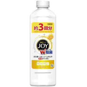 除菌ジョイコンパクト JOY スパークリングレモンの香り 詰め替え 440ml 1個 食器用洗剤 P&G