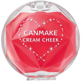 CANMAKE(キャンメイク) クリームチーク CL08 クリアキュートストロベリー(クリアタイプ) 井田ラボラトリーズ