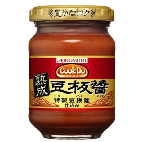 味の素 CookDo(クックドゥ) 熟成豆板醤 瓶 100g 1瓶