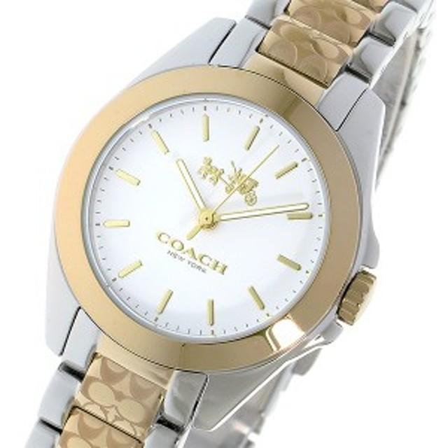 b206aaa043a7 コーチ 腕時計 レディース COACH 時計 トリステン シルバー ゴールド 人気 ブランド おしゃれ 女性 誕生日 ギフト プレゼント