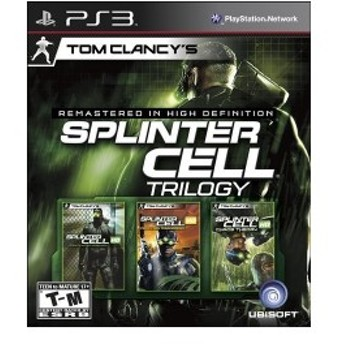Tom Clancy's Splinter Cell Classic Trilogy (輸入版) - PS3 中古 良品